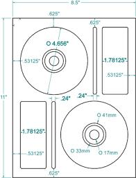 dvd label templates 200 compulabel 378044 memorex compatible photo glossy inkjet cd