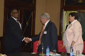 US Senators meet Mutharika: Pledge America support to Malawi | Malawi Nyasa  Times - News from Malawi about Malawi