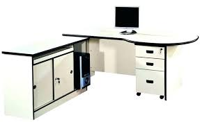 types of office desks. Unique Types Types Of Computer Desks Awesome Wooden Desk For Home Office With  Some Drawers Outstanding Great Wonderful On Design  To F