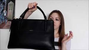 Coach Borough Review - Pebbled Leather - YouTube