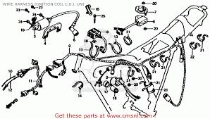 1984 honda atc 110 wiring diagram 1984 discover your wiring honda xl 185 wiring diagrams