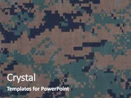 Top Desert Camo Powerpoint Templates Backgrounds Slides And Ppt
