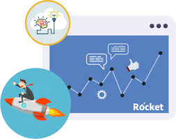 Welcome To Rocket By Edmeades Simpsons E S Sales Lead