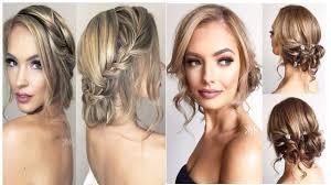 Hair Style For Medium Hair romantic wedding prom hairstyle for long hair medium hair new year 4948 by wearticles.com