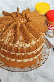 Biscoff Cake Janes Patisserie