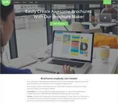Brochure Maker Software Free Download Brochure Maker Free Printable Online Bindext Co