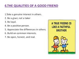 gallery qualities of a true friend life love quotes paper writers for college apa reference list unpublished