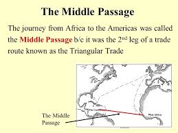 the middle passage essay