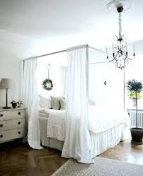 ikea four poster bedbedroom four poster bed chest white bedding ikea four  poster bed ebay
