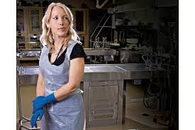 forensic pathologist the performer dr anny sauvageau forensic pathologist canadian