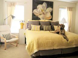 accessories magnificent gray and yellow bedroom paint grey rooms