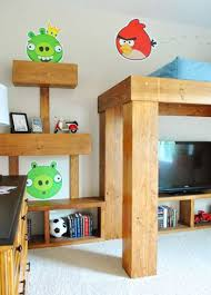 Angry Birds Bedroom Ideas! Wall Art Kids