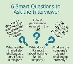 Good Questions To Ask Interview Best Interview Question To Ask Employer