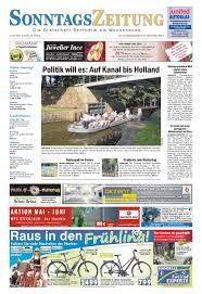 Sonntagszeitung 13052018 By Grafschafter Nachrichten Issuu