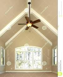 vaulted ceiling fan mount for angled hunter installation high mounting kit