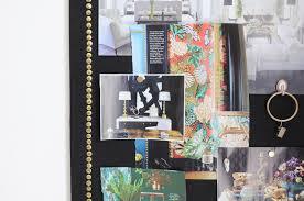 Velcro Memo Board DIY Dollar Store Cork Board Tutorial Monica Wants It 99
