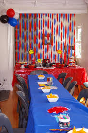 Spiderman Bedroom Decorations 17 Best Ideas About Spider Man Party On Pinterest Spider Man