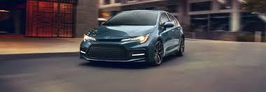 2020 Toyota Corolla Gas Mileage And Maximum Driving Range