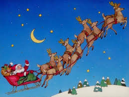 santa claus and reindeer. Perfect Santa Intended Santa Claus And Reindeer N