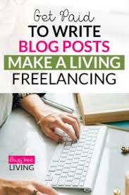 how you can make a full time living online as a lance writer  want to make money online become a lance writer you can work whenever you