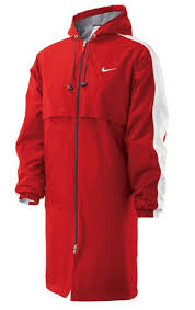 Speedo Swim Parka Youth Size Chart Nike Swim Team Parka T9ss0098 640 Red Adult Size X Large In