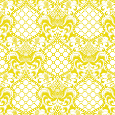 Country Kitchen Wallpaper Patterns Jonathan Adler Wallpaper Brocade Yellow Laylagrayce For The