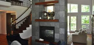 why a gas fireplace