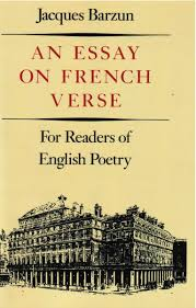 new directions publishing an essay on french verse an essay on french verse