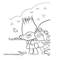 Lollipop Coloring Pages Iifmalumniorg