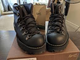 Danner Mountain Light Ii Black Bnwt Danner Mountain Light Ii Black Boots Size 10 Ee 325