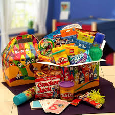 kids fun gift basket move your mouse over image to enlarge