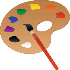 Image result for free cartoon paintbrush