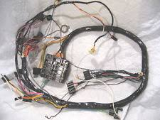 el camino wiring harness 1970 chevelle monte carlo el camino tach and gauge dash cluster wiring harness