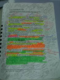 claireinglis igcse section a nida s annotations from our lesson brilliant but we really need a more legible copy anyone willing to create one email me