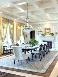 crystal chandelier dining room lighting linear c