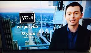 """Peter Habib on Twitter: """"Anyone else wondering why the Youi man is standing  next to what looks like a mobile phone cell in the Sydney tv ads?  http://t.co/iJcJtRQ7pH"""""""