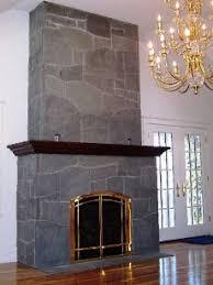 Slate Fireplace  Slate Fireplace Houston  Fireplace And TV Slate Fireplace