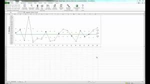 Create A P Chart In Excel Using Sigmaxl