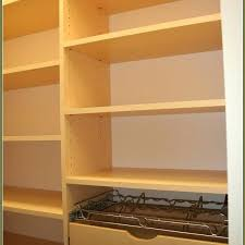building shelves in closet with melamine diy you mdf