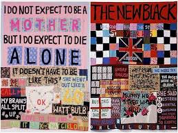 Tracy Emin appointed Professor of Drawing at the Royal Academy ... & Quilt by Tracy Emin Adamdwight.com
