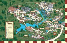busch gardens williamsburg park maps