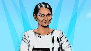 Priti patel slams influencers 'showing off' trips on social media. Who Is Priti Patel The Home Secretary