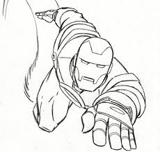 Small Picture Free Iron Man 2 Coloring Pages For Kids Super Heroes Coloring