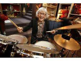 Viola Smith turns 106 — Not So Modern Drummer