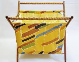 Fabric Magazine Holder Fabric magazine rack Etsy 8
