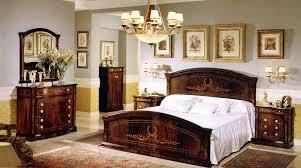 walnut spanish bedroom