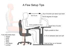 ergonomic desk setup. Ergonomic Desk Setup Nice Workstation Use Of Technology Advantage Ans . T
