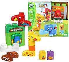 LeapBuilders <b>Wild Animals</b>: Amazon.co.uk: Toys & Games