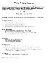 how to build a great resume. How build a great resume building ho new fee systematic also