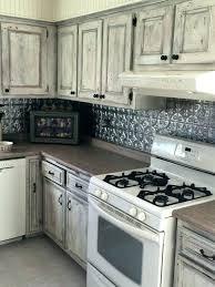 Great Whitewash Kitchen Cabinets Miradiostation